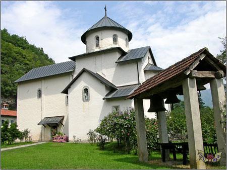 Промоција књиге о манастиру Морача