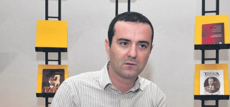 Владимир Божовић: Нигде није лако бити Матица српска