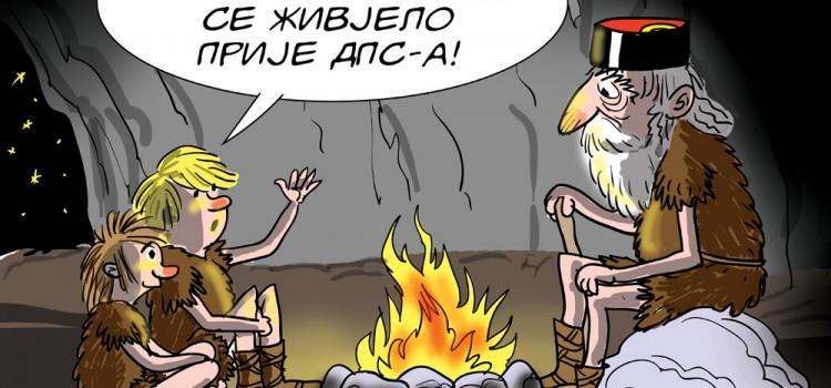 Црна Гора: Кривокапић тас на ваги