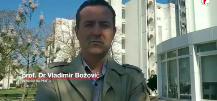 """Емисија """"Перспектива"""" – студентска питања у Црној Гори"""